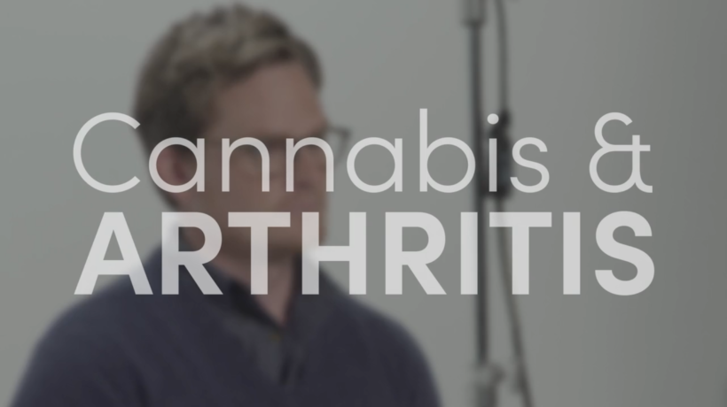 Cannabis can help arthritis with weed topicals