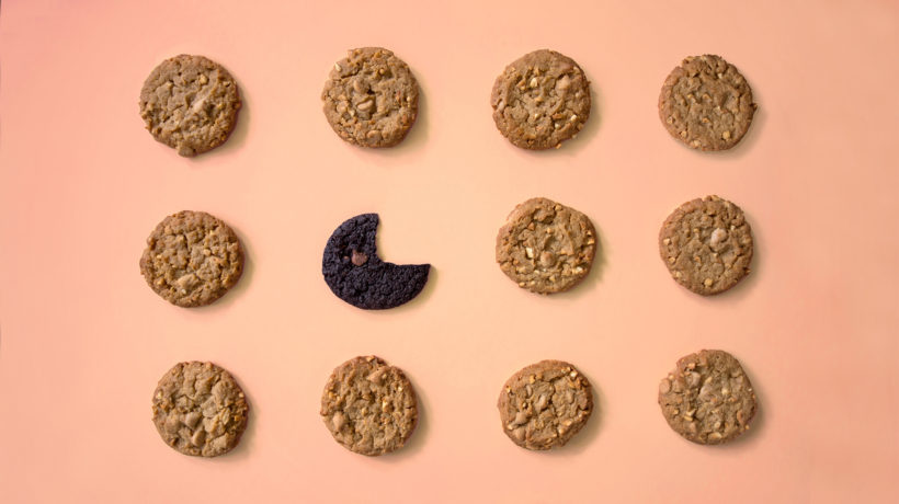 Flowertown cannabis microdose cookies