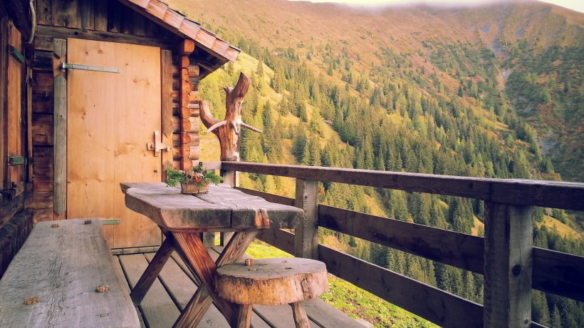 California cannabis cabin