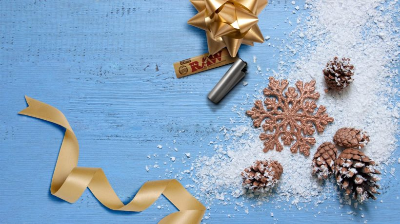 Holiday gift guide for cannabis newbies