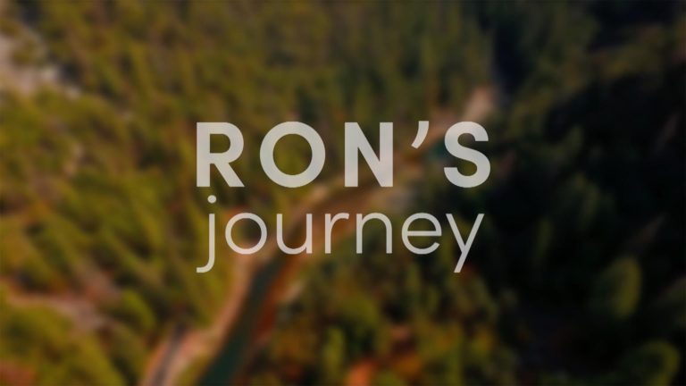 flowertown cannabis success stories Ron's journey video