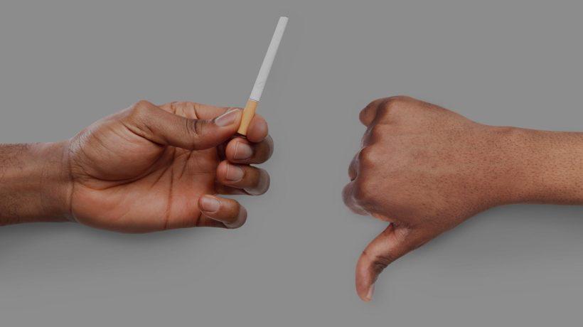 Flowertown Break the nicotine habit with CBD
