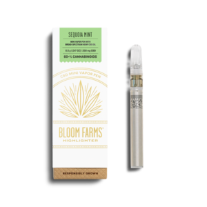 Flowertown-Bloom-Farms-CBD-Sequoia-Mint-Mini-Vapor-Pen-CBD