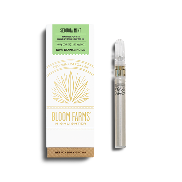 Flowertown-Bloom-Farms-CBD-Sequoia-Mint-Mini-Vapor-Pen-CBD