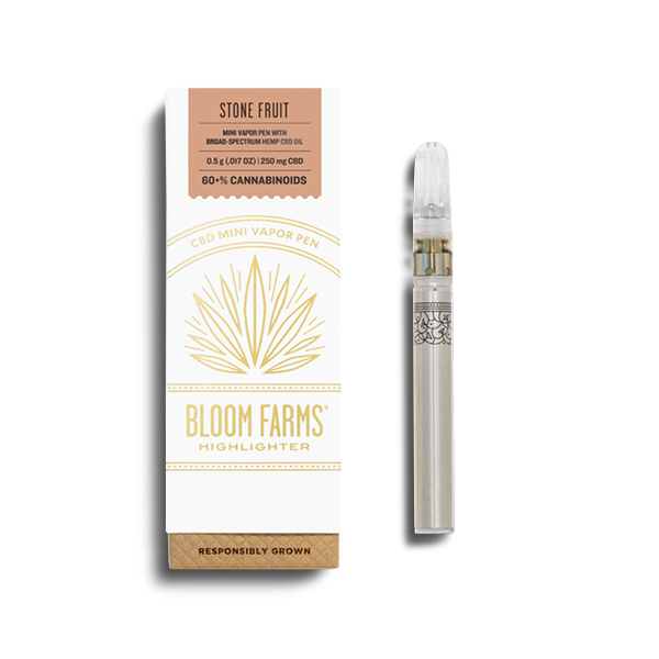 Flowertown-Bloom-Farms-CBD-Stone-Fruit-Mini-Vapor-Pen-CBD