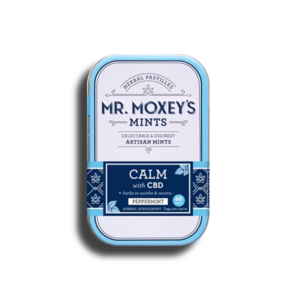 Flowertown Mr Moxeys Calm Tin