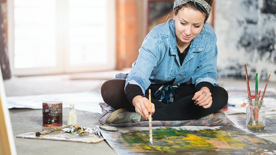 Flowertown-Enhance the creative process with cannabis