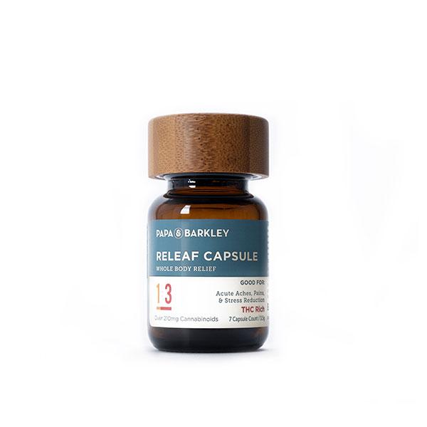 flowertown papa barkley capsules 1-3 7ct