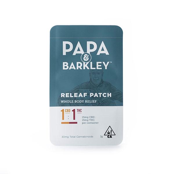 flowertown papa barkley patch 1-1
